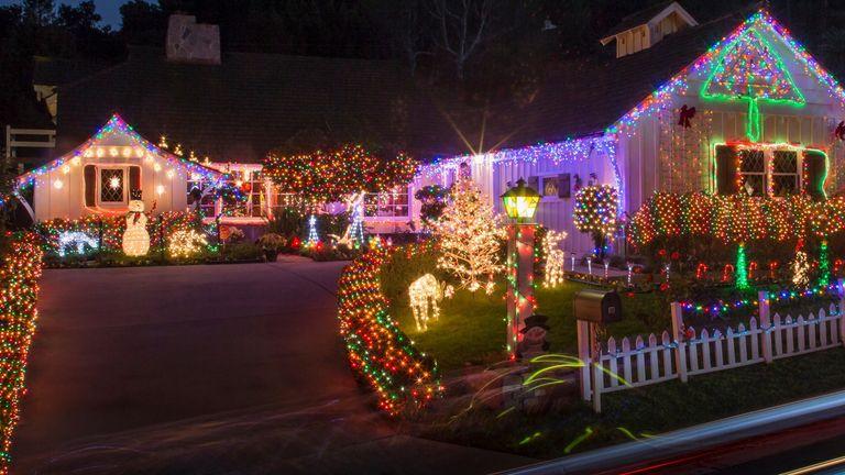 outdoor Christmas light deals