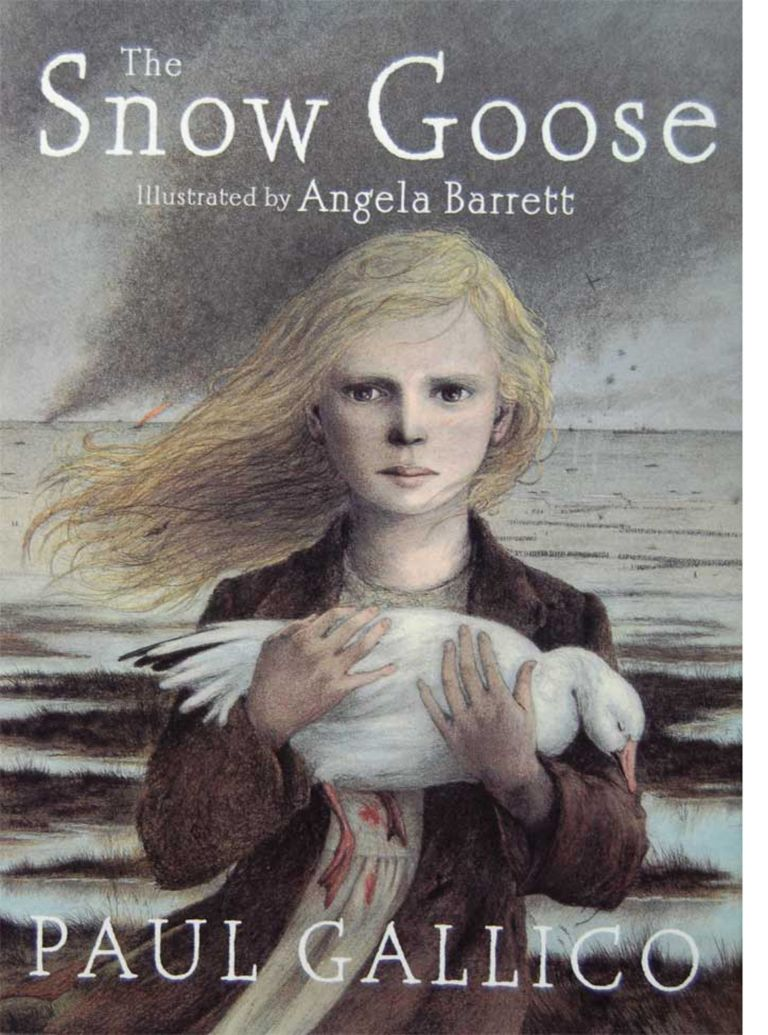 The Snow Goose by Paul Gallico-book reviews-boosk-woman and home