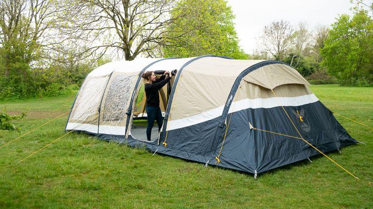 Lichfield Eagle 6 tent review