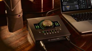 US audio interface deal: Buy a Universal Audio Apollo or