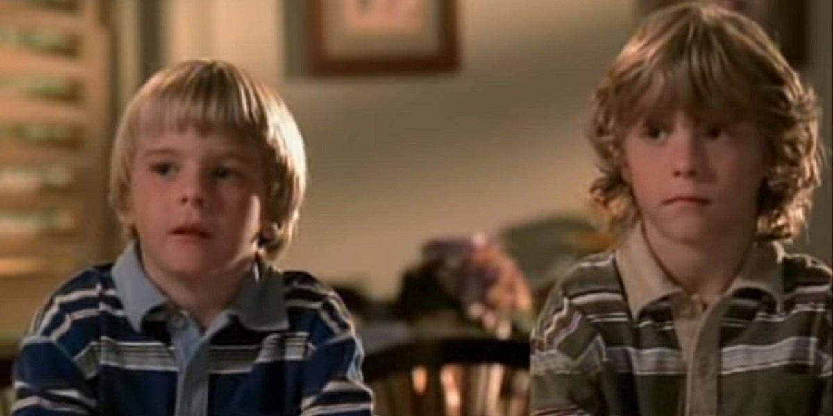 Sam And David Camden 7th Heaven CW