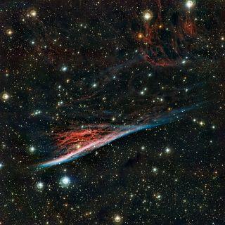 Pencil Nebula (NGC 2736)