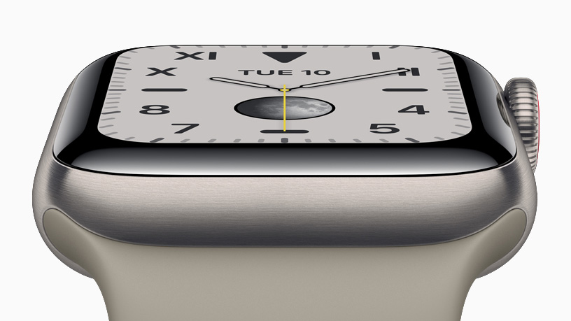 Sure the new iPhones are exciting, but get a load of the Apple Watch 5 | Creative Bloq