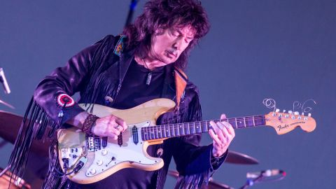 Ritchie Blackmore at Monsters Of Rock