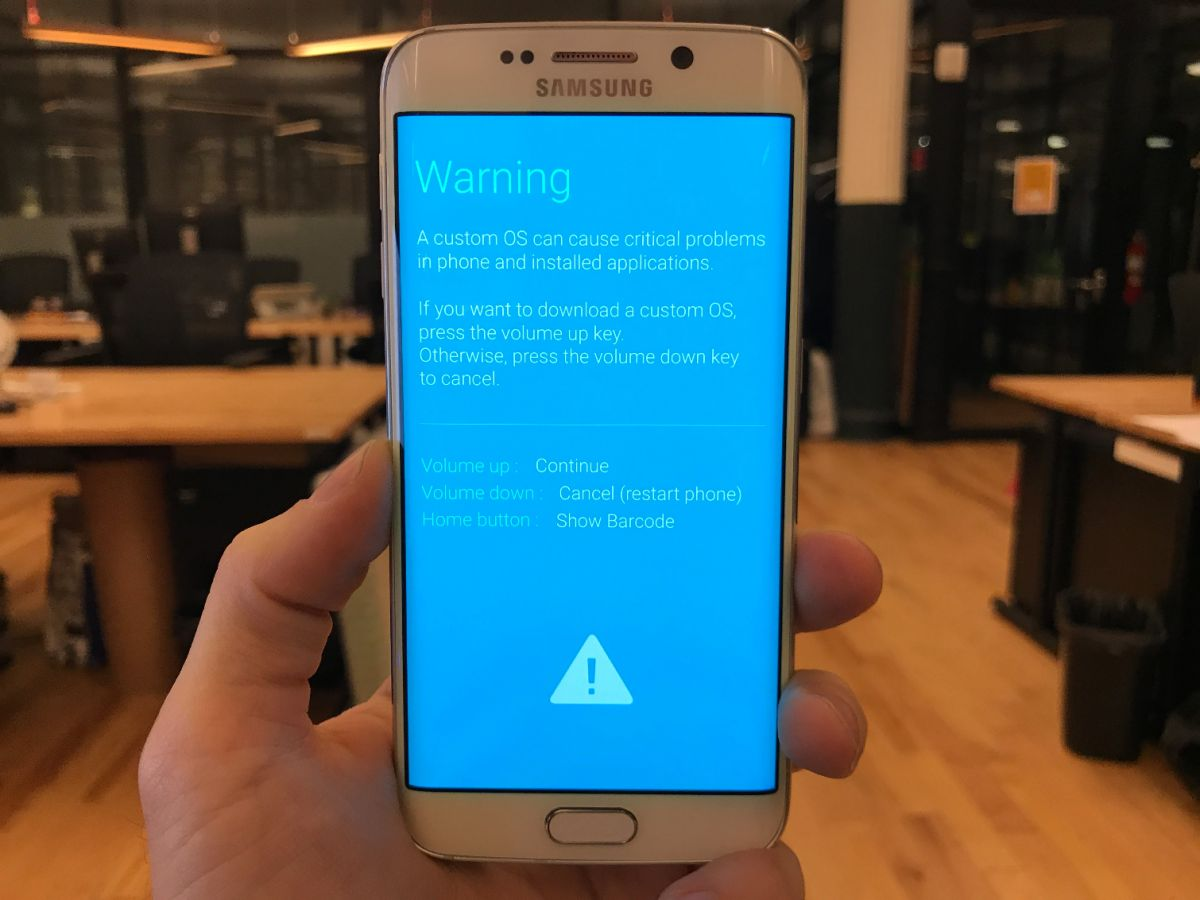 Help Me, Tom's Guide! How Do I Root My Samsung Galaxy S6