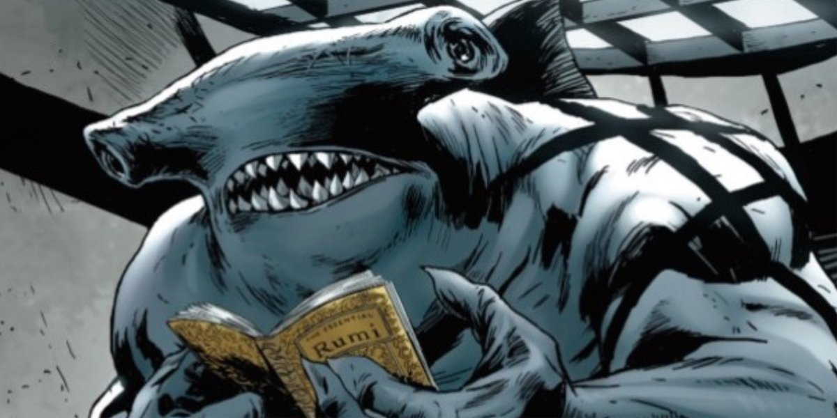 James Gunn Keeps Teasing King Shark, But Wholl Play Him In The Suicide