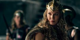 How Gladiator And Wonder Woman Tie In With One Another, According To Connie Nielsen