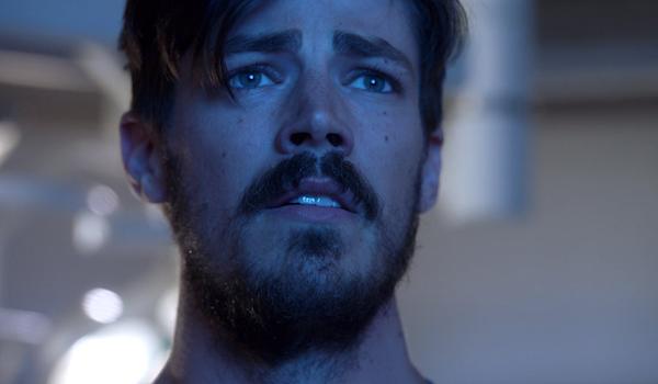 the flash barry has a beard season 4 premiere