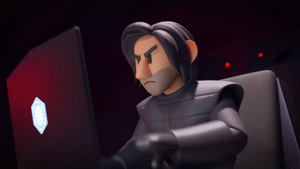 Star Wars animated video gives us a glimpse at Colin Trevorrow's alternate Episode 9