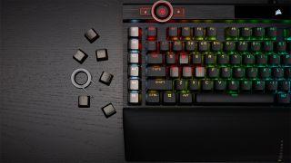 Corsair K100 keycaps