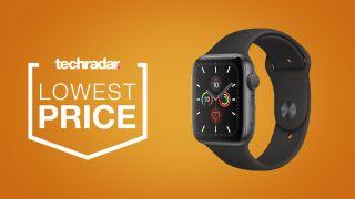 Apple Watch 5 sale Amazon