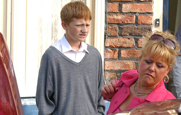 Corrie, Chesney Battersby-Brown