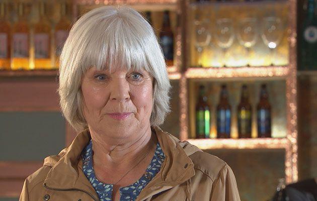 Granny Campbell Hollyoaks