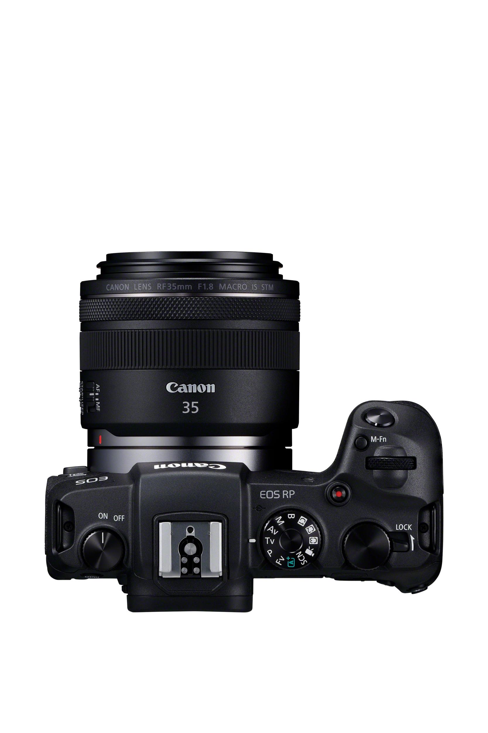 Canon EOS RP declares full-frame war: 26.2MP, 440g, £1,399, $1,299   Digital Camera World