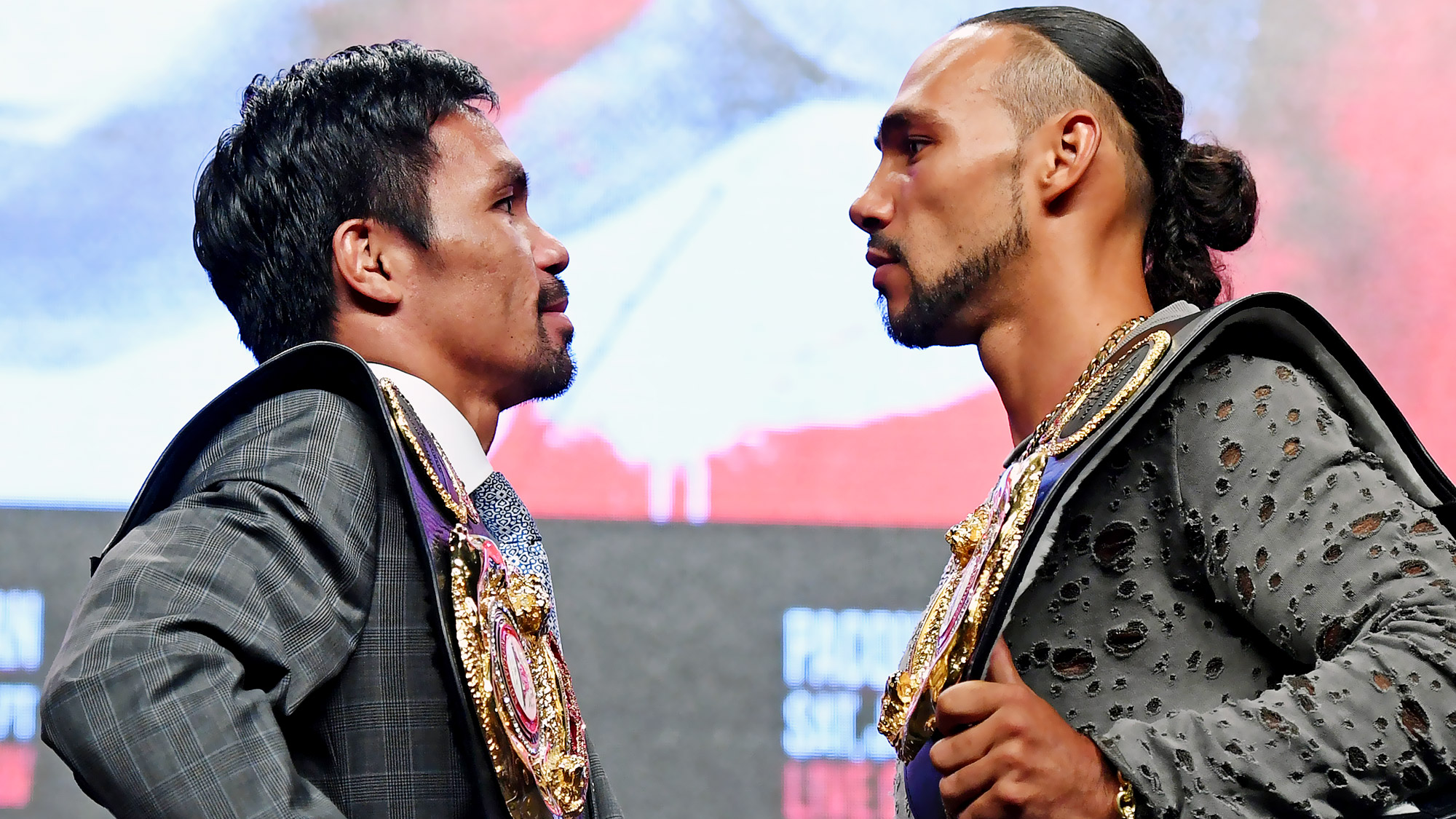 How to Live Stream Thurman Vs  Pacquiao Online | Tom's Guide