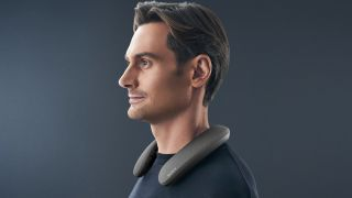 Sony SRS-NS7 wireless neckband speaker