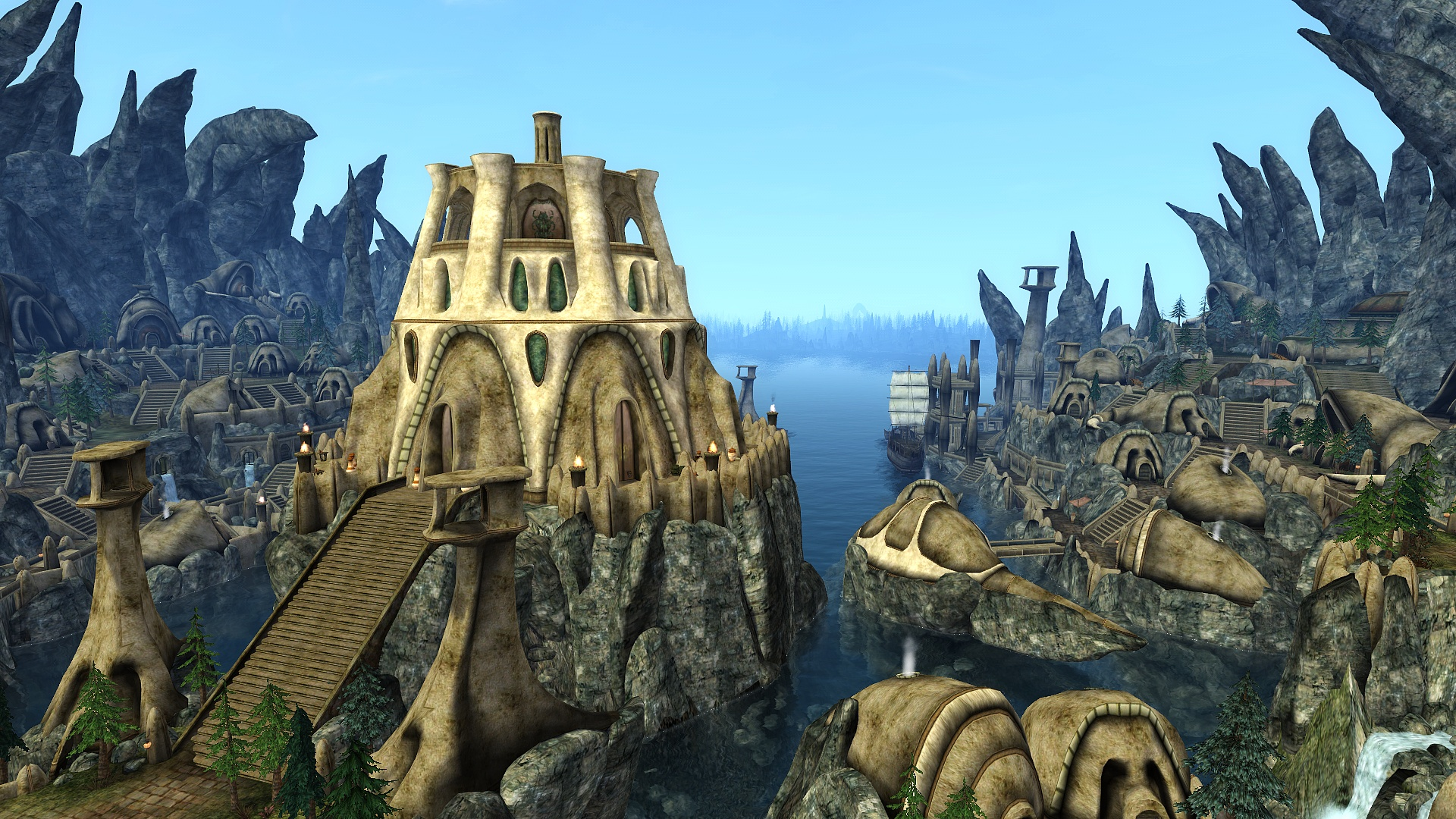 The 15 year quest to mod the mainland into The Elder Scrolls