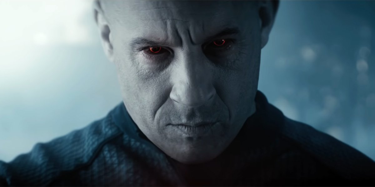 Vin Diesel as Bloodshot