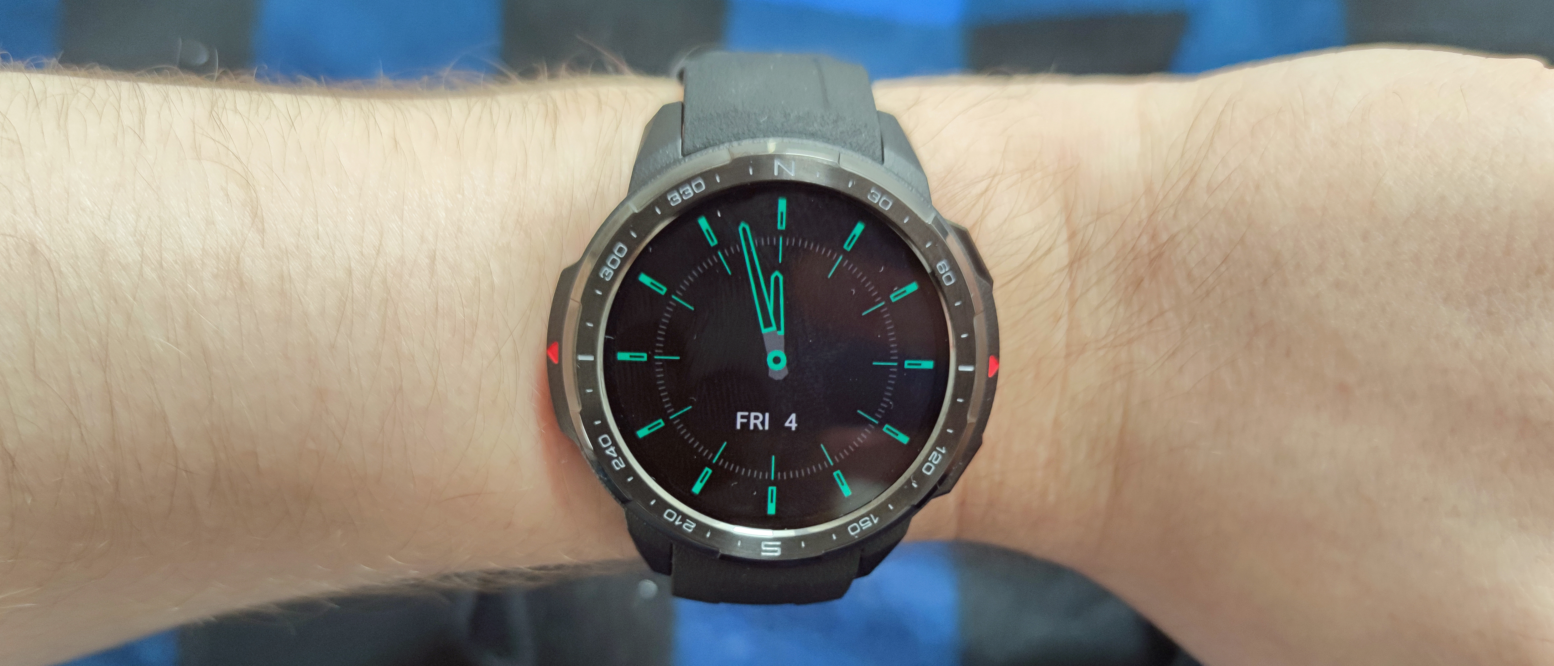 Hands on: Honor Watch GS Pro review