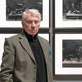Sir Don McCullin at Tate Britain