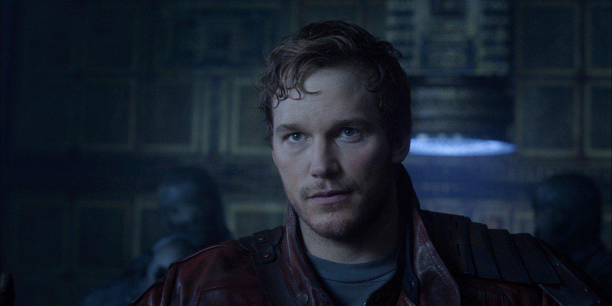 Chris Pratt - Guardians of the Galaxy