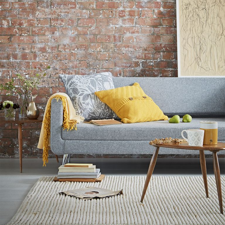 Give your living room a contemporary country feel