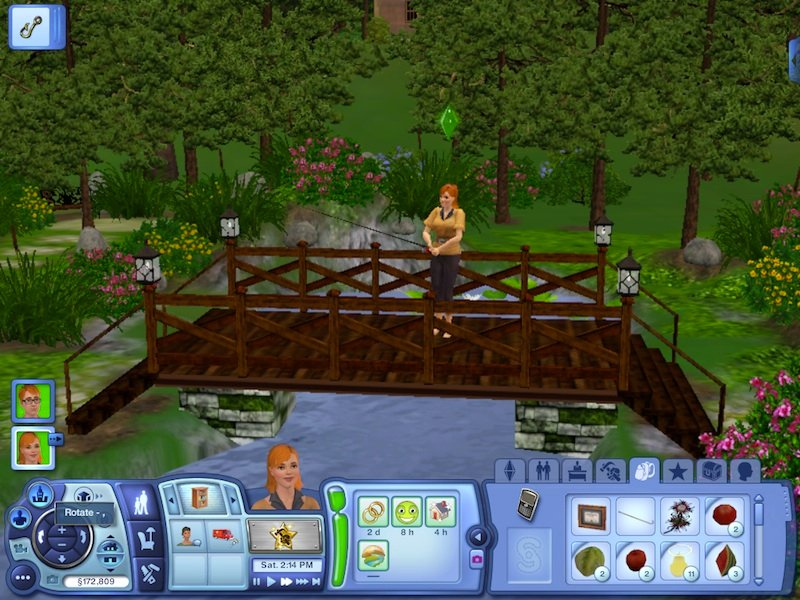 The Sims 3 Hidden Springs World Review: A World With A View #18851