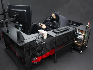 Bauhutte Gaming Bed