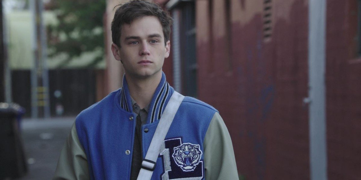 Brandon Flynn - 13 Reasons Why
