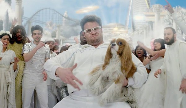 Seth Rogan in This Is The End