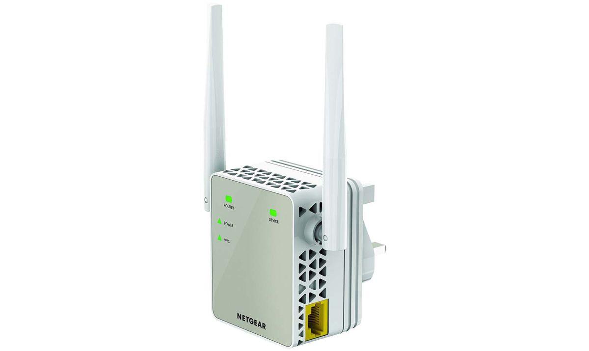 Netgear EX6120 AC1200 Essentials Edition Wi-Fi Range