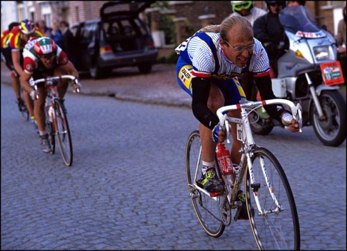 Laurent Fignon, 1988 Paris-Roubaix