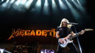 A picture of Dave Mustaine