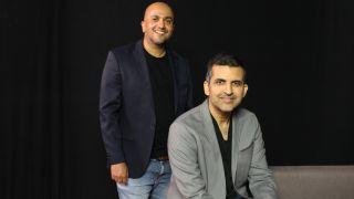 Helwa founders: Hitesh Uchil and Abbas Jaffar Ali