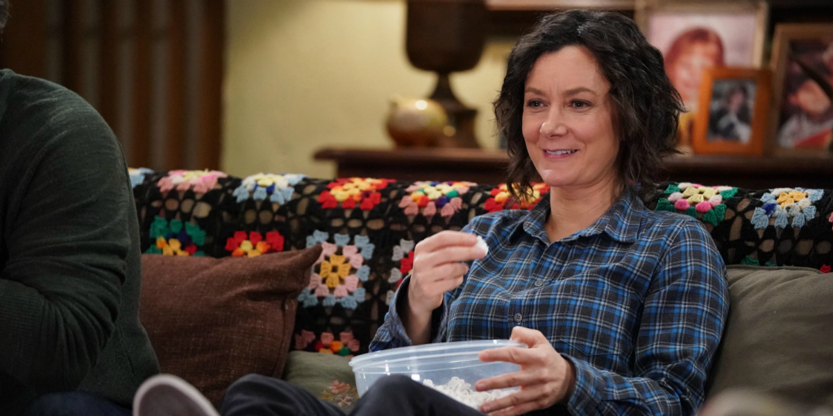 The Conners Darlene Conner-Healy Sara Gilbert ABC