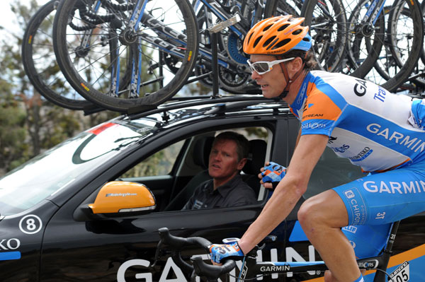 David Millar, Vuelta a Espana 2010, stage 20