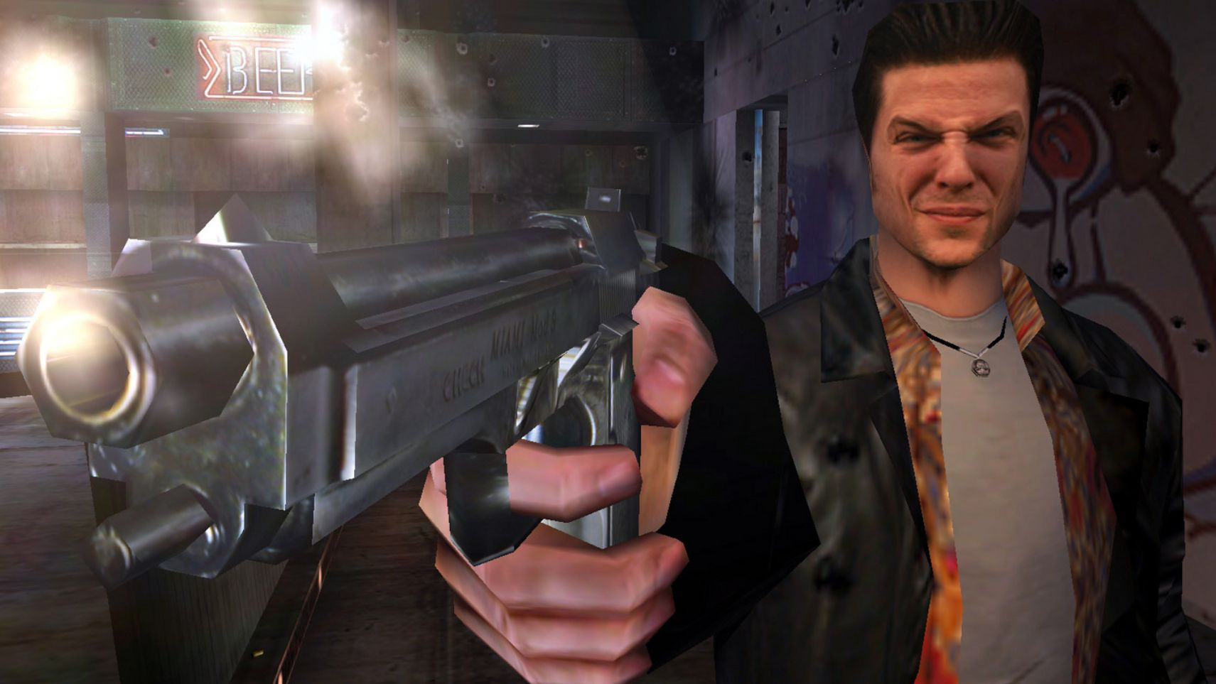 Great Moments In Pc Gaming Max Payne S Face Pc Gamer