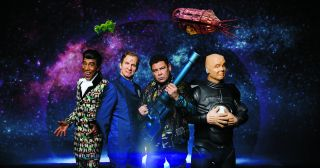 Red Dwarf The Promised Land