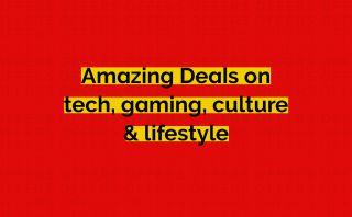 Virgin Megastore deals