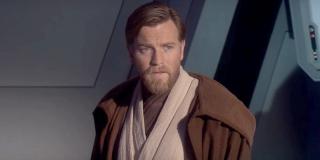 Star Wars: Episode III - Revenge of the Sith Obi-Wan Kenobi Ewan McGregor Lucasfilm Disney