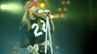 Guns N' Roses: No shows and bomb scares on the chaotic Use