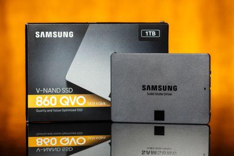 Samsung 860 evo basic