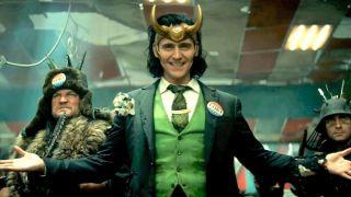 Loki sur Disney Plus