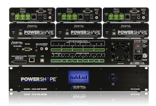 Digital Audio Labs PowerShape Integrated Amplifiers