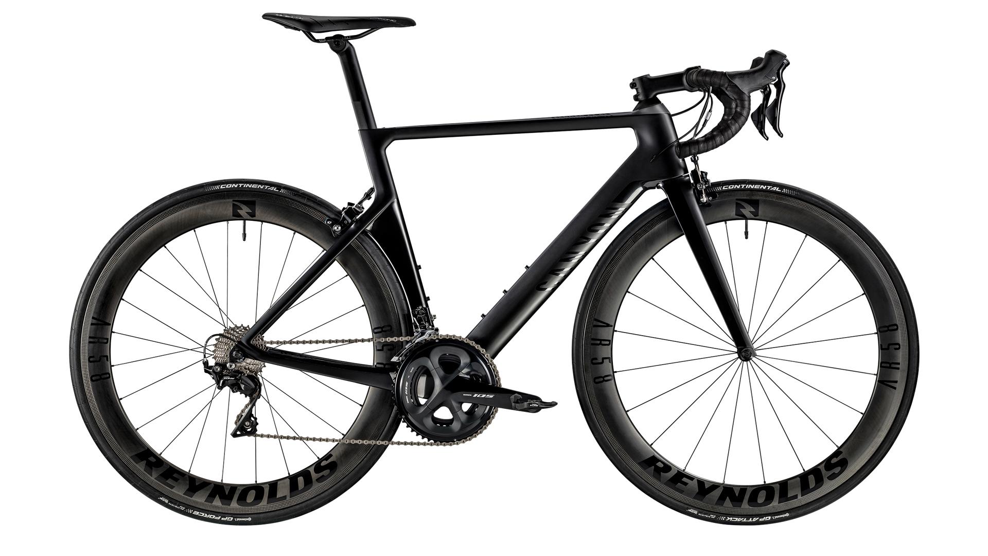 Best aero road bikes: Canyon Aeroad CF SL 7.0
