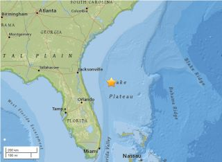 Florida Earthquake - July 16, 2016