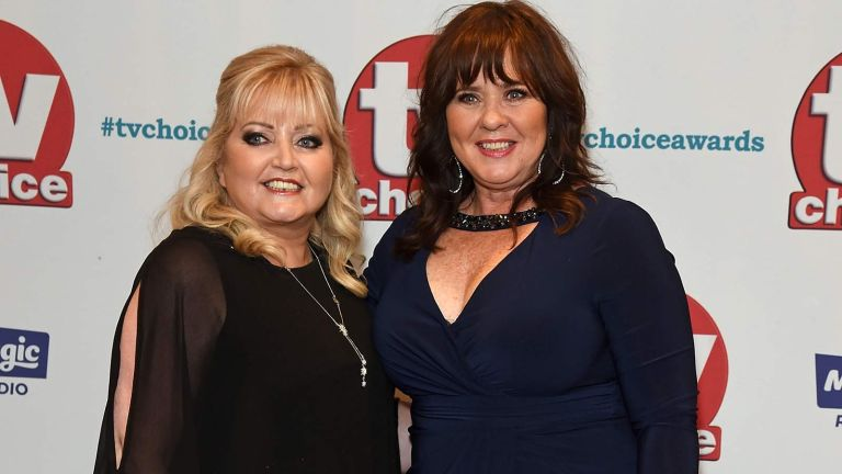 Coleen Nolan and Linda Nolan