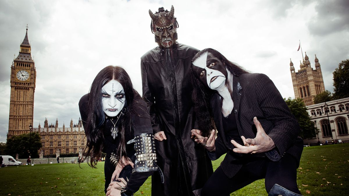 We took Abbath for a day trip round London | Louder