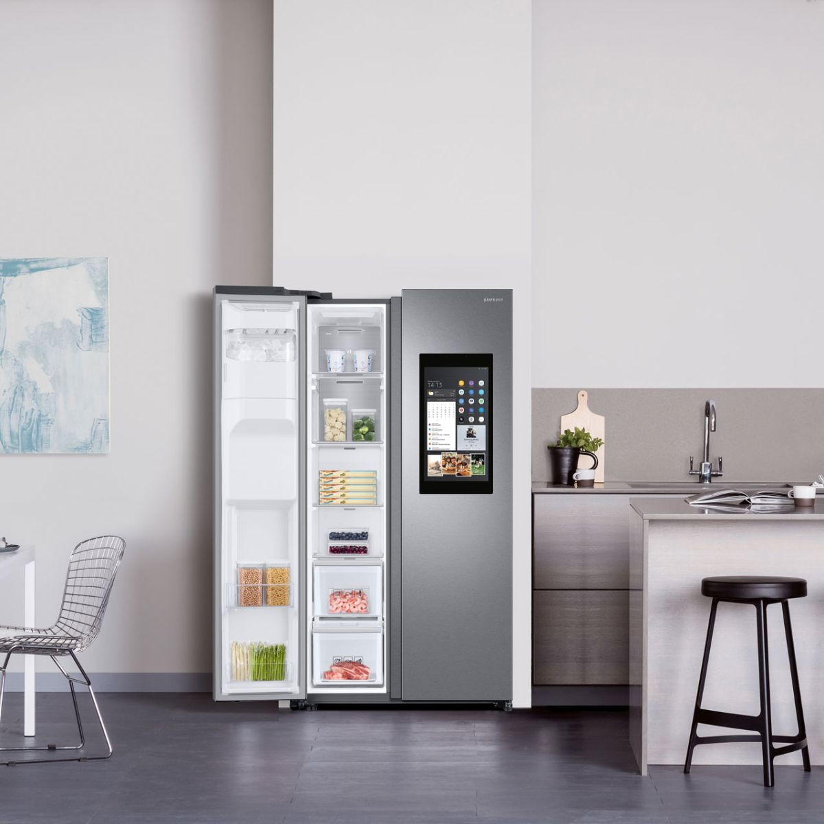 Looking for a Samsung fridge? Get one with £100 off at Currys