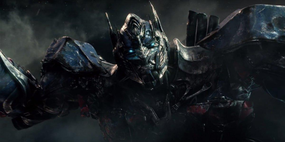 Optimus Prime in Transformers The Last Knight.